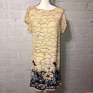 Anthropologie Lux gorgeous lightweight dress. F47